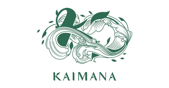 kaimana logo brunei low waste store