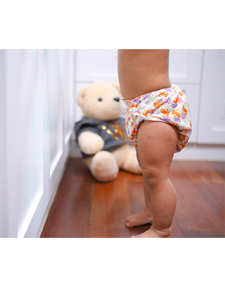 Chubby Bums Reusable Adjustable Cloth Diaper