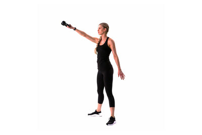 Single-Arm Kettlebell Swing