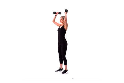 Curl + Shoulder Press