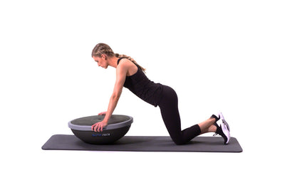 Modified BOSU Ball Plank