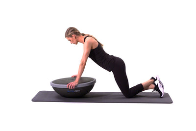Modified BOSU Ball Push-Up