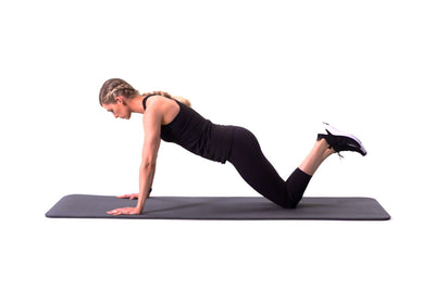 Modified High Plank