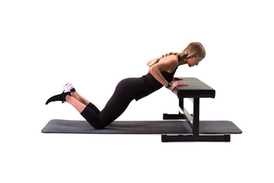 Modified Incline Push-Up