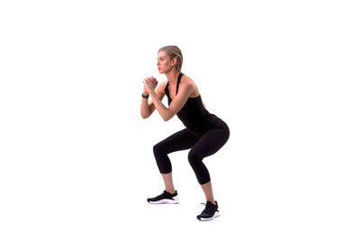 Squat Isometric Hold