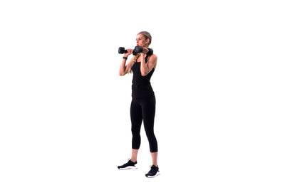 Dumbbell Squat Thruster