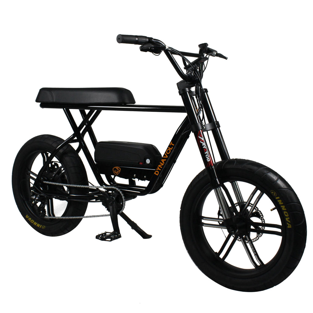 eBikey Cruiser - 750w -  20Inch ebike fat tire electric bike - ebikey