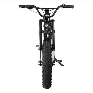 eBikey 73 - 500W - 20 Inch ebike fat tire electric bike - ebikey