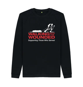 Black WWTW Logo Sweater