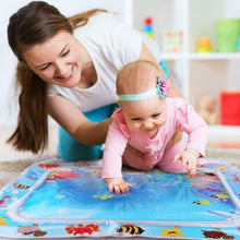 Load image into Gallery viewer, Tummy Time Water Mat-THE JOY KID