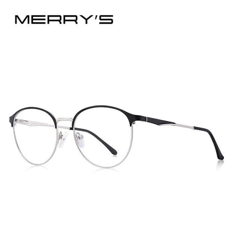 Image of MERRYS DESIGN Women Oval Glasses Frame Ladies