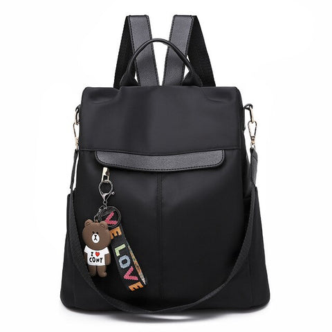 Image of Anti-theft Women Backpacks Multifunction Ladies