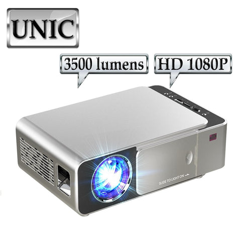 Image of UNIC T6 Full 1080P Projector 3500 lumens