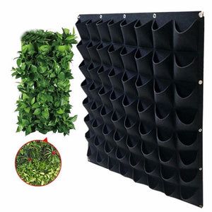 Breathable Wall Hanging Planting Bags