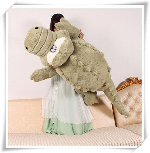 Big Cute Crocodile Toy