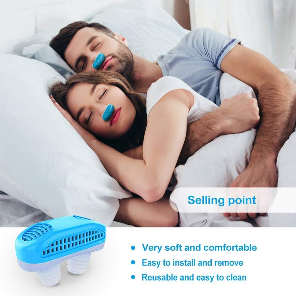 Silicone anti snoring Nasal Dilators Anti Snore Nose