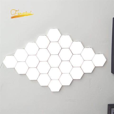 Plastic Quantum DIY LED Night Light