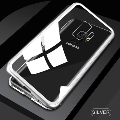 Image of Magnetic Metal Case For Samsung
