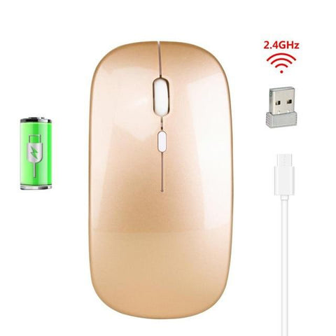 Image of 2.4G Wireless Ultra-Thin Mouse