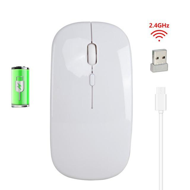 2.4G Wireless Ultra-Thin Mouse