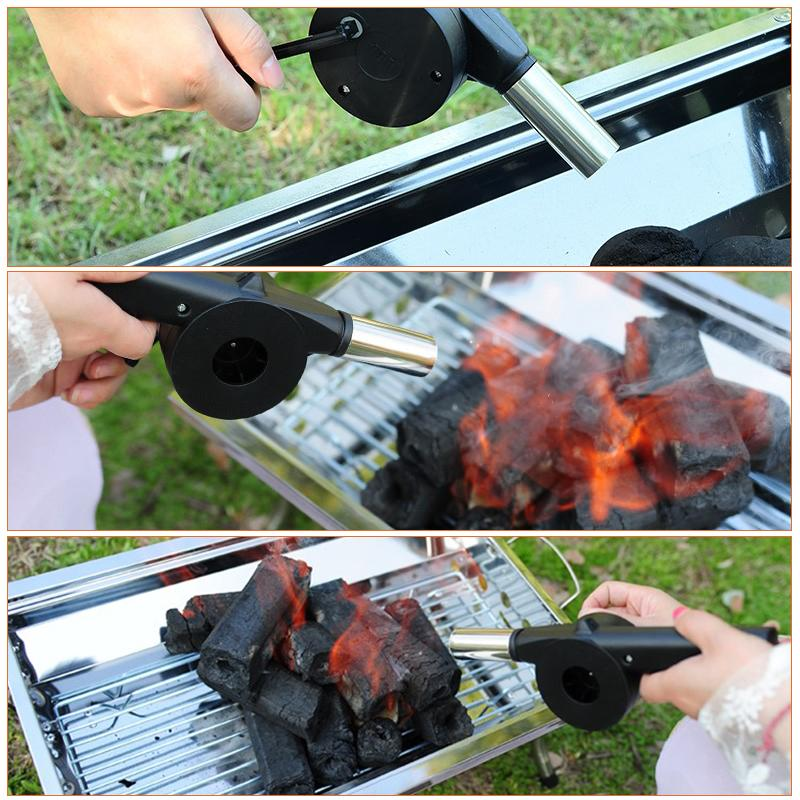 ABS Portable BBQ Blower