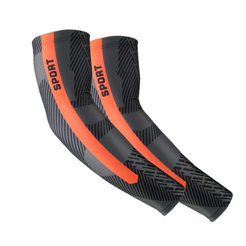 UV Protection Sports Arm Sleeves 2 PCS