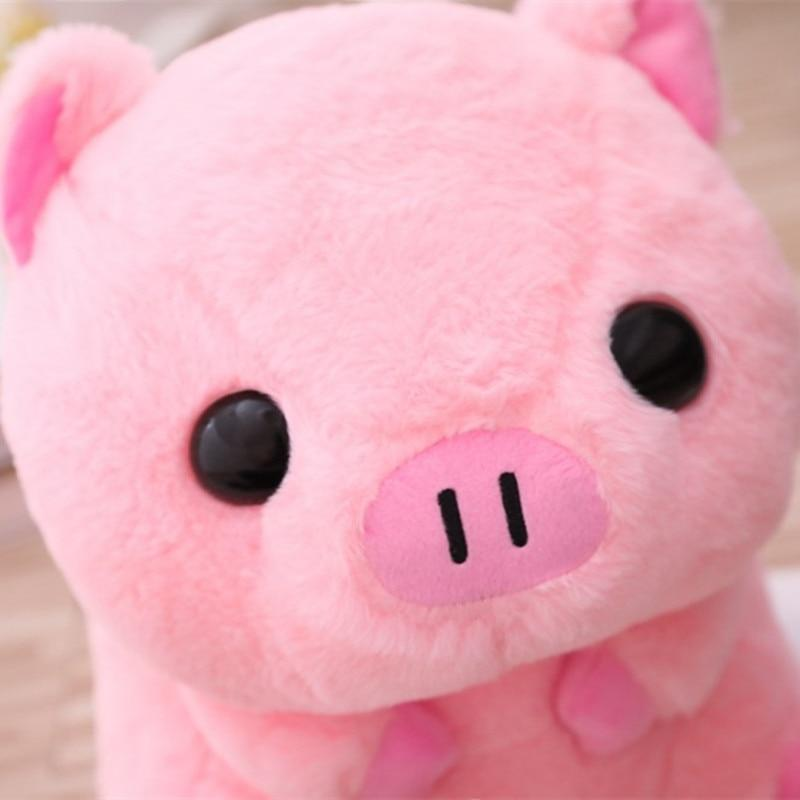 Cute Round Pig Plush Toy