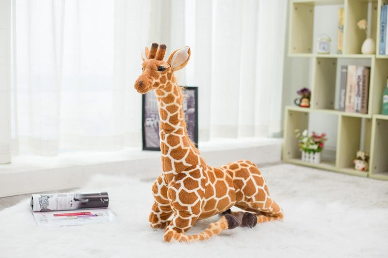 Cute Soft Giant Size Giraffe Plush Toy