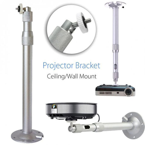 Image of Adjustable Ceiling Bracket for Projector