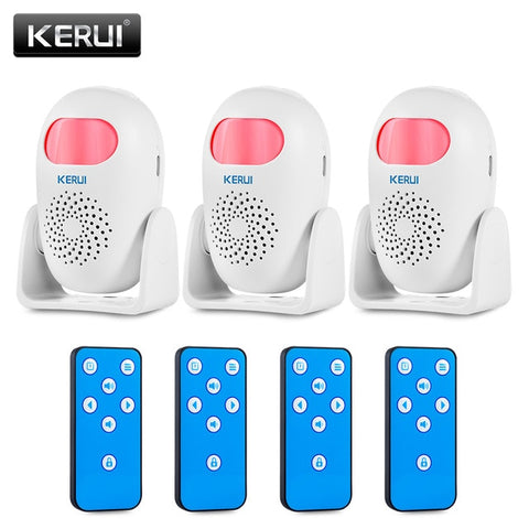 Image of Smart Home Security Alarm System