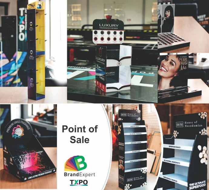 Why your business  should use Point-Of-Sale marketing products!