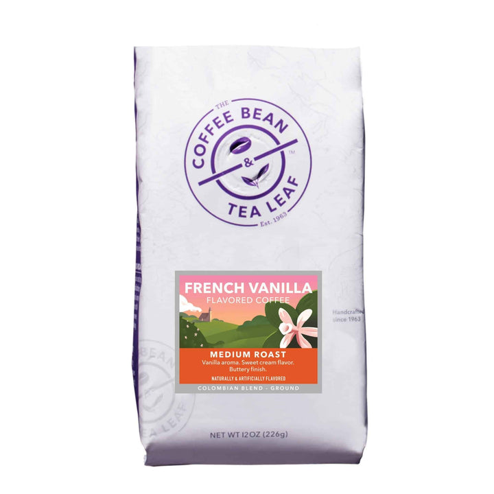 French Vanilla Coffee - The Coffee Bean & Tea Leaf® Online Store