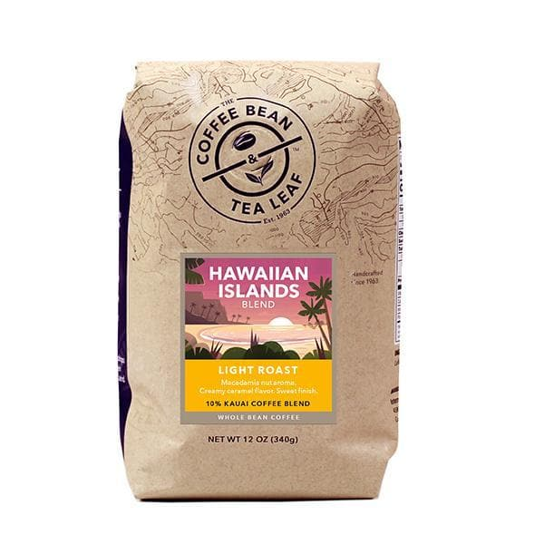 Hawaiian Islands Light Roast Coffee Blend 10% OFF 6-Month Gift Subscription