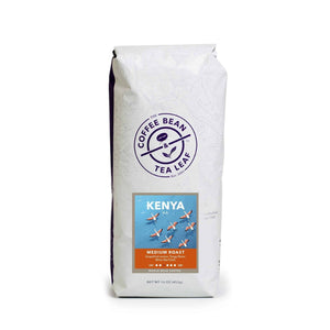Kenya AA Medium Roast Coffee Coffee Bean & Tea Leaf Store