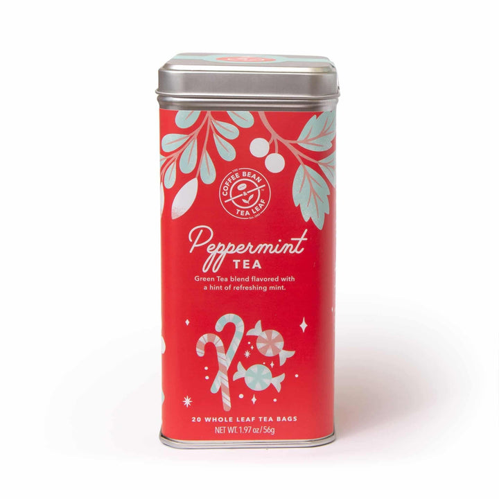 Holiday Peppermint Tea for the Holidays by The Coffee Bean & Tea Leaf