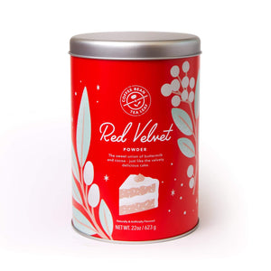 Red Velvet Powder Limited Edition - The Coffee Bean & Tea Leaf® Online Store