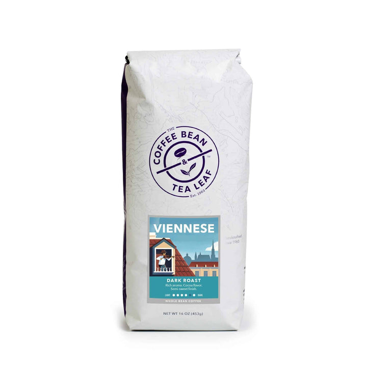 Viennese Dark Roast Coffee Coffee Bean & Tea Leaf Store