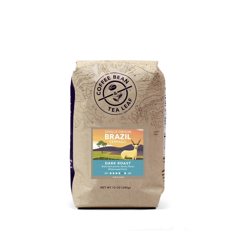Brazil Dark Ground Single Origin Coffee by The Coffee Bean & Tea Leaf