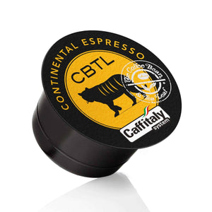 Continental Espresso Capsules CBTL by The Coffee Bean & Tea Leaf