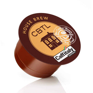 House Brew Capsules CBTL by The Coffee Bean & Tea Leaf