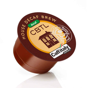 House Dcaf Capsule CBTL by The Coffee Bean & Tea Leaf
