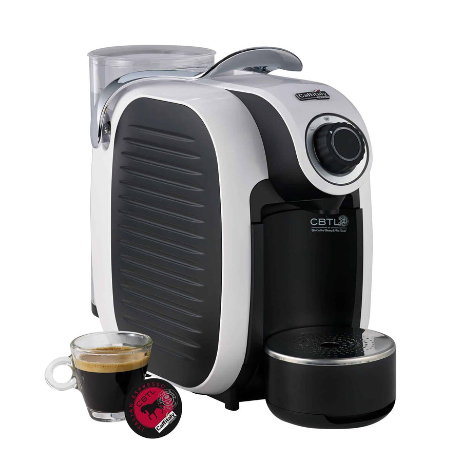 Single Serve Coffee Tea Espresso Maker Black CBTL by The Coffee Bean & Tea Leaf black cup