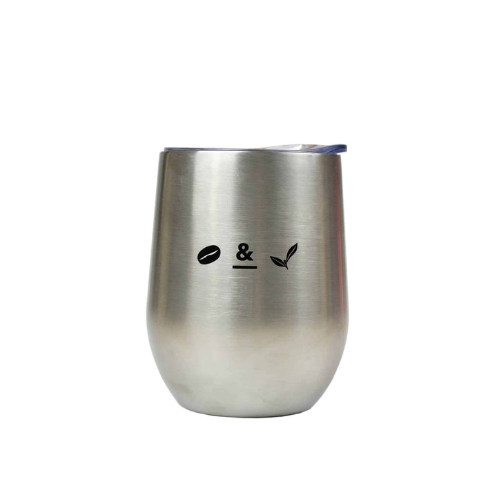 Cece Stainless Steel Tumbler 12oz from The Coffee Bean & Tea Leaf