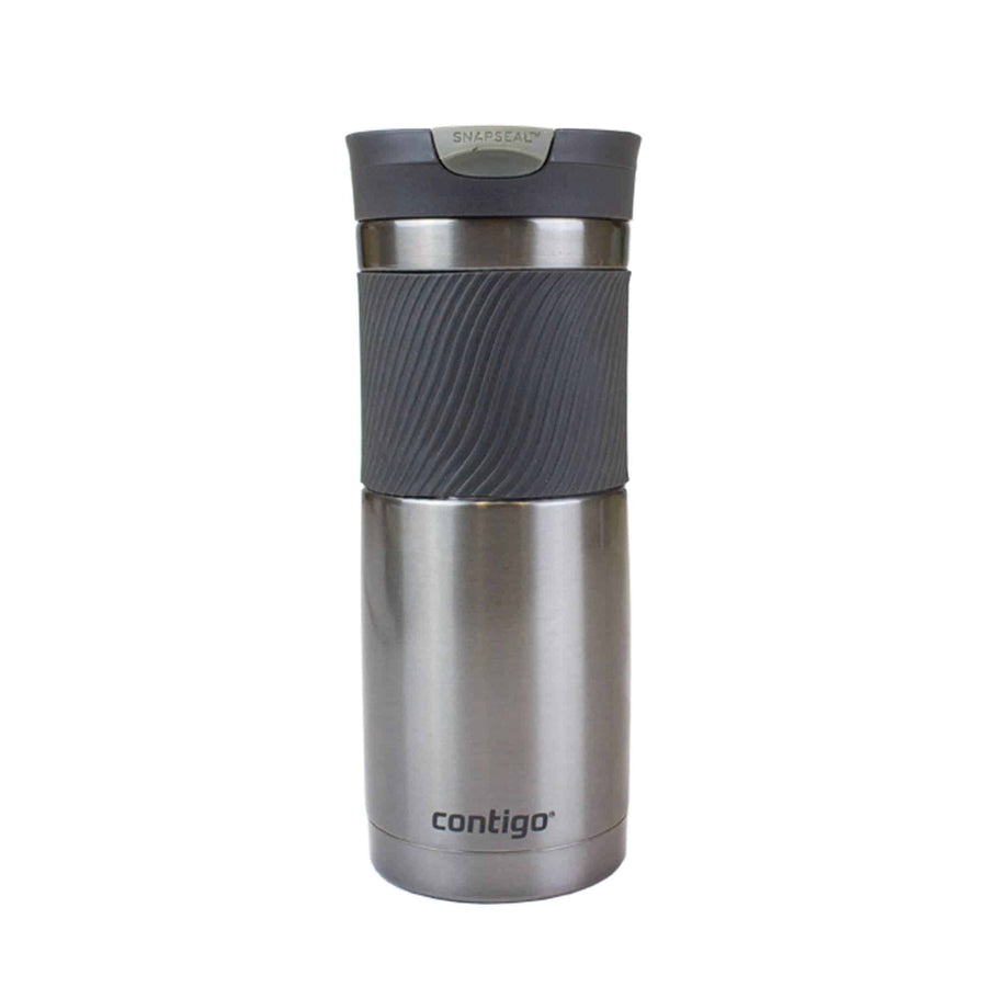 Gun Metal Gray Tumbler Contigo Byron from The Coffee Bean & Tea Leaf 20oz