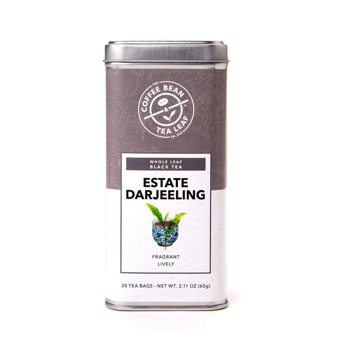 Estate Darjeeling Black Tea Bags by The Coffee Bean & Tea Leaf 20ct