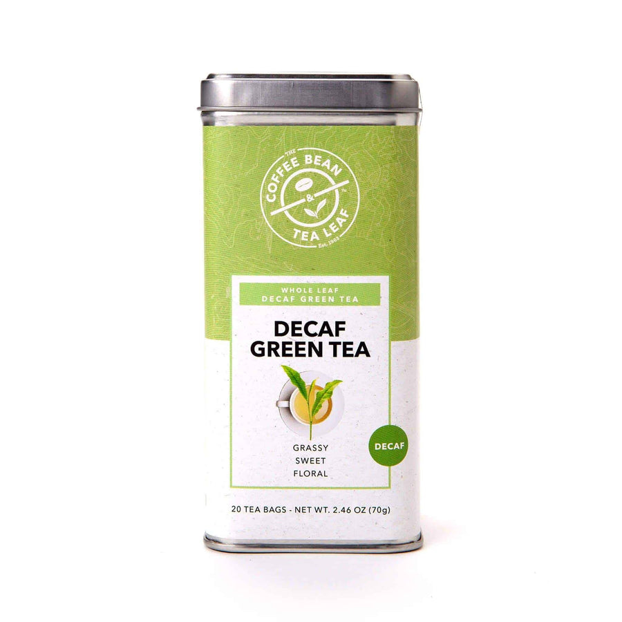 Decaf Green Tea Bags from The Coffee Bean & Tea Leaf 20ct