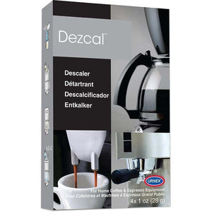 Descaler for Home Coffee & Espresso Equipment 4-pack from The Coffee Bean & Tea Leaf CBTL