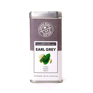 Earl Grey Black Tea Bags from The Coffee Bean & Tea Leaf 20ct