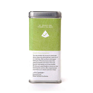 Genmaicha Green Tea Bags from The Coffee Bean & Tea Leaf 20ct - Back