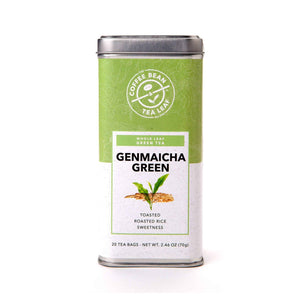 Genmaicha Green Tea Bags from The Coffee Bean & Tea Leaf 20ct